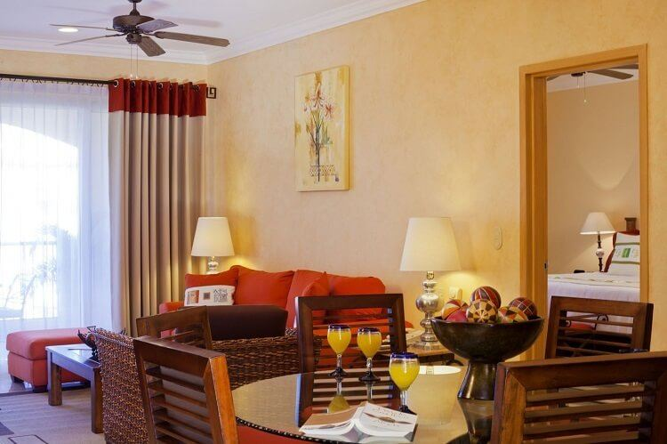 Villa del Palmar Flamingos Acommodations - Two bedrooms suite