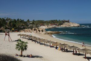 Chileno beach is the perfect location for a family day out!