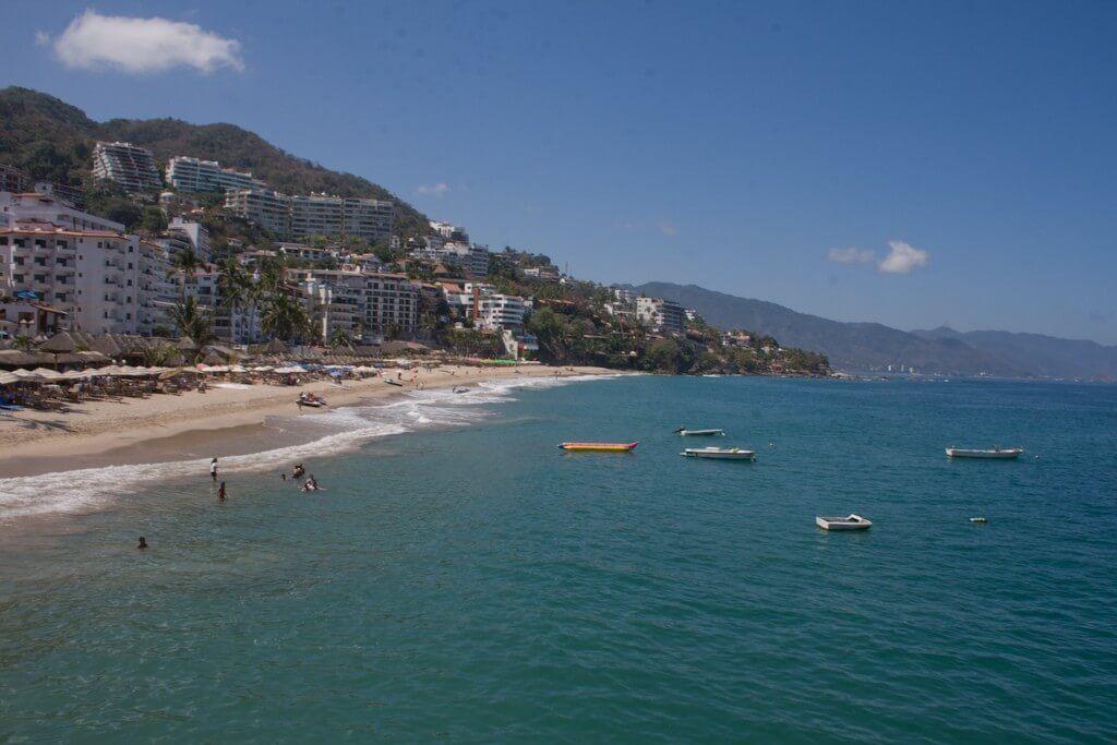 Los Muertos Beach - Puerto Vallarta