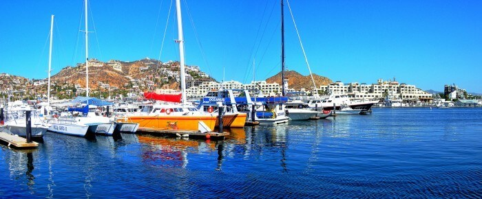 Enjoy Cabo San Lucas, Visit the Marina