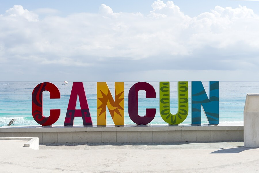 Developments in Cancun, villa group timeshare